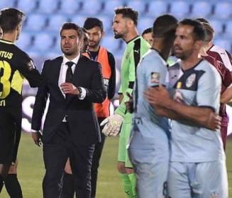 Voluntariul lui Mutu pierde cu rezervele lui Dinamo si se apropie de retrogradare