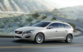 Volvo V60, declaratie de razboi impotriva Audi, BMW si Mercedes