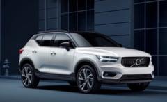 Volvo a anuntat preturile din Romania pentru noul XC40, cel mai mic SUV al suedezilor