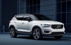 Volvo a lansat noul XC40 - masina pe care o poti cumpara in premiera cu abonament, ca la telefoanele mobile