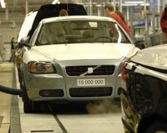 Volvo anunta noi disponibilizari