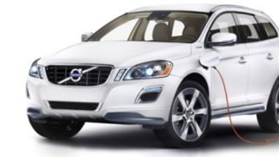 Volvo sustine ca a creat cel mai bun vehicul hibrid: Volvo XC60