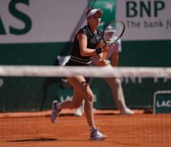 Vondrousova se califica in semifinalele Roland Garros dupa o victorie de poveste