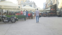 Vor incasari RECORD, dar isi ALUNGA clientii: cum se poarta comerciantii din Piata Ovidiu