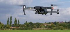 Vor zbura dronele deasupra campurilor in Timis! Ce se intampla?