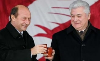 Voronin: Basescu ii suna pe oficialii de la Chisinau in stare de ebrietate