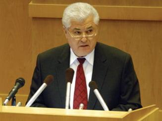 Voronin: Filat si ministrii sai au 16 consilieri romani din Serviciile Speciale