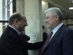 Voronin: Nu i-am promis lui Basescu niciun consulat la Cahul sau Balti