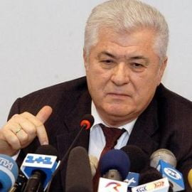 Voronin: Republica Moldova nu renunta la integrarea in UE