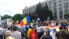 Voronin, catre Schulz: Autoritatile romane sustin actiunile de divizare teritoriala a Moldovei