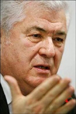 Voronin ar putea cere garantarea neutralitatii Republicii Moldova