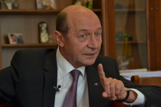 Voronin dezvaluie ca Basescu i-a propus sa fie presedintele Romaniei Mari: M-am uitat la el ca doctorul la pacient