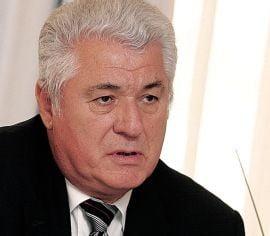 Voronin incalzeste relatiile cu Ucraina, alaturi de seful diplomatiei de la Kiev