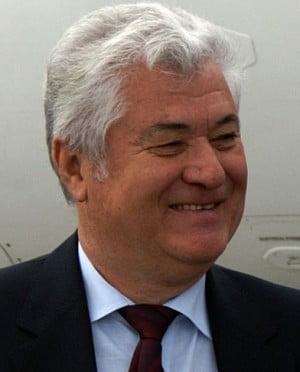 Voronin se va intalni cu Medvedev si Smirnov, inainte sa-i expire mandatul