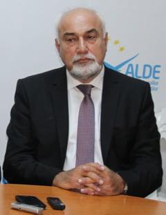 Vosganian: Alianta ALDE cu Pro Romania s-a incheiat. Fiecare porneste pe drumul sau, separat