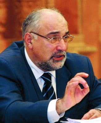 Vosganian: Eu cat voi fi ministru nu voi majora impozitele