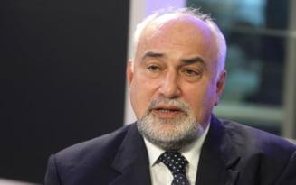 Vosganian: Tocmai din onoare nu-mi dau demisia din Senat, tinta era ministrul din 2013, nu cel din 2008