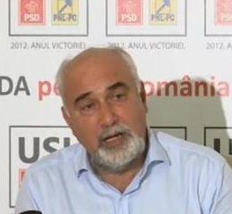 Vosganian: USL nu va negocia nicio formula de demisie conditionata a lui Basescu