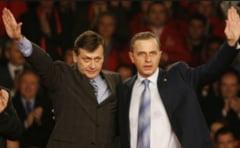 Vosganian, lui Antonescu: Te-ai suit pe scena cu Geoana, de ce sa il refuzi pe Iohannis?