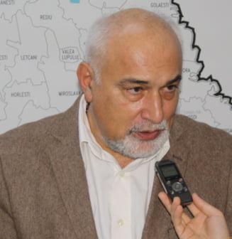 Vosganian anunta ca se retrage din Parlament: Simt ca lumea politica de azi nu mi se potriveste