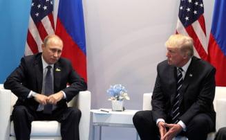Vot covarsitor pentru legea care-l obliga pe Trump sa ceara voie Congresului ca sa renunte la sanctiunile impotriva Rusiei