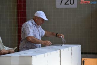 """Votul """"in alb"""", un proiect care le-ar da romanilor ocazia sa-i taxeze pe politicieni"""