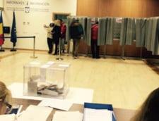 Votul in diaspora: Cele mai proaspete vesti de la ambasada din Madrid (Foto)