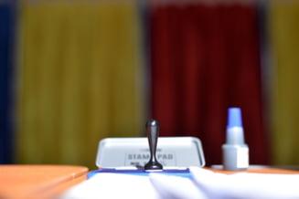 Votul valabil exprimat si votul nul: Unde se aplica stampila pe buletin. Procedura pentru votul multiplu