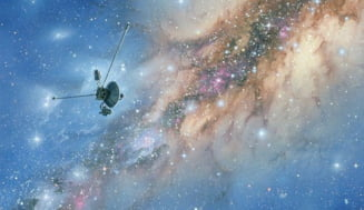 Voyager-1, primul obiect facut de om care a parasit sistemul nostru solar