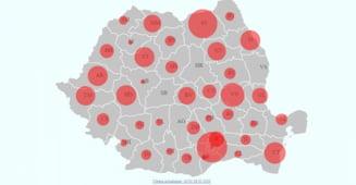 Vrancea, pe locul 3 in Romania la numarul cazurilor confirmate de infectii cu noul coronavirus - 28.03.2020
