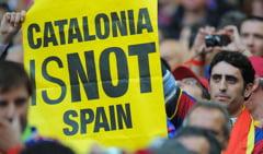 Vrea si Catalonia referendum pentru independenta, ca Scotia