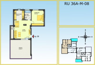 Vrei casa noua? Afla cat mai costa apartamentele