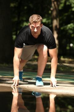 Vrei sa reintri in forma? Antrenamentul de dimineata care face minuni (Galerie foto)