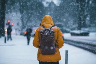 Vreme deosebit de rece in urmatoarele saptamani: ninsori viscolite in mai multe regiuni din Romania