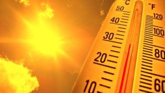 Vreme extremă în România. Ne așteaptă cinci zile de foc