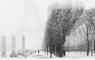 Vreme extrema in Europa. Cod rosu de ninsori in Ungaria si stare de urgenta in Croatia, amenintata de inundatii