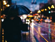 Vreme instabila in cea mai mare parte a tarii. Noua judete, sub cod portocaliu de ploi
