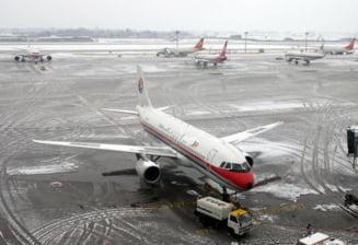 Vreme rea in Europa: Cinci morti in Balcani, zboruri anulate la Frankfurt