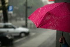Vreme rece, ploi si precipitatii mixte in urmatoarele zile in Bucuresti. Anuntul meteorologilor