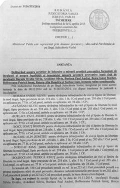 Vremea Noua prezinta dovada care-i apara reputatia judecatoarei Moldovan (facsimil, audio)