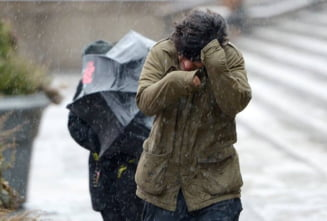 Vremea in Bucuresti. Cand au anuntat meteorologii ca se va raci din nou