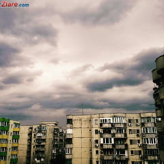 Vremea rea deja face ravagii: 40 de localitati din Moldova au ramas fara curent