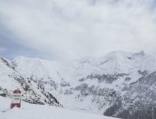 Vreti sa urcati pe munte? E risc mare de avalansa in Fagarasi