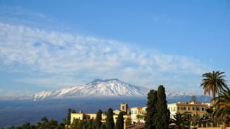 Vulcanul Etna aluneca in mare, asta e sigur. Iar urmarile vor fi catastrofale: se va forma un tsunami!