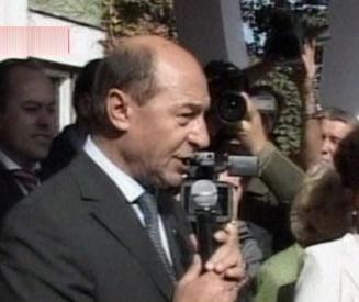 Vulnerabilitatea candidatului Traian Basescu