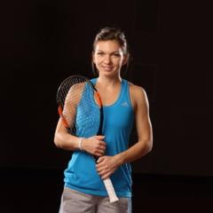 WTA, imagine amuzanta cu Simona Halep, de ziua ei (Foto)