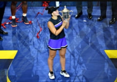 WTA a anuntat clasamentul premiilor din 2019: Bianca Andreescu a intrecut-o pe Simona Halep si ocupa primul loc