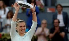 WTA a anuntat noul clasament pentru Turneul Campioanelor: Pe ce loc a urcat Simona Halep dupa turneul de la Madrid