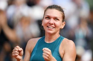 WTA a publicat clasamentul victoriilor din tenis: Simona Halep e pe primul loc, Mihaela Buzarnescu a prins top 10