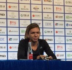 WTA a pus-o pe Simona Halep intr-o situatie amuzanta (Foto)